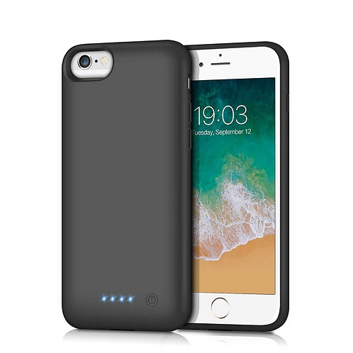 EXTERNAL BATTERY CASE FOR IPHONE 6S 4200MAH
