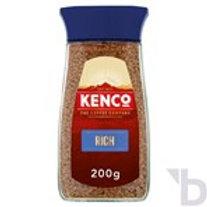 KENCO RICH INSTANT COFFEE 200 G