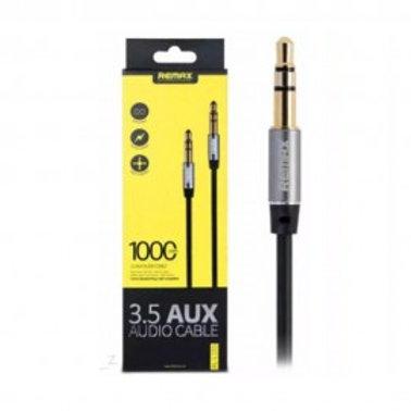 REMAX AUDIO CABLE 3.5MM AUX L100