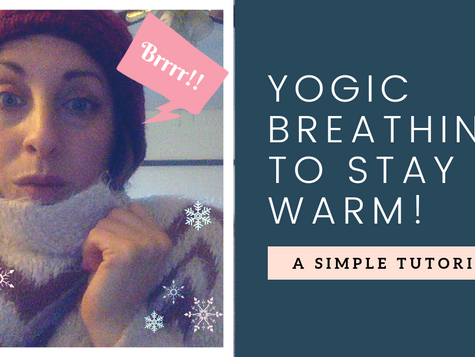 How to Use Yogic Breathing To Heat Things Up