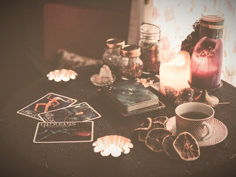 The Tarot: Dispelling the Fear + Sharing My Story