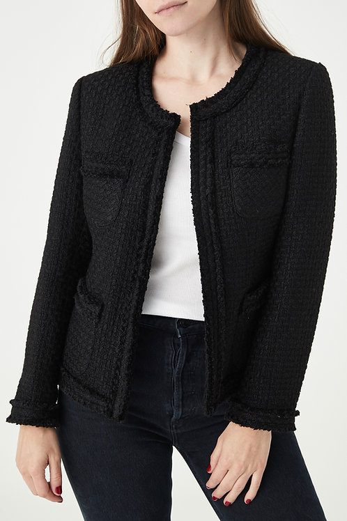 Cécile Tweed Jacket
