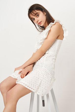 germain sur mesure robe gabrielle