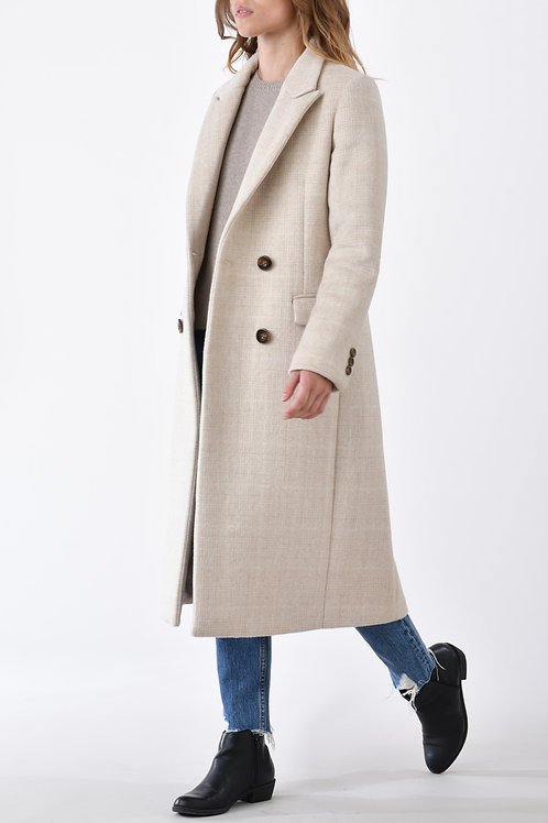 Emy Cashmere Coat