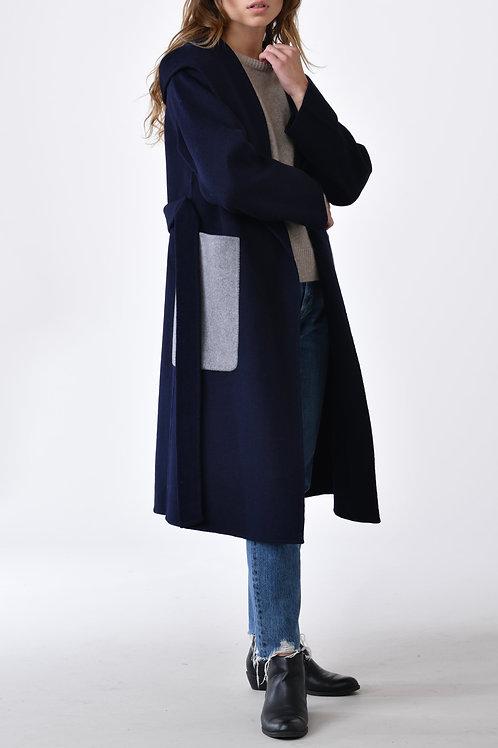 Manteau en Cachemire Alice