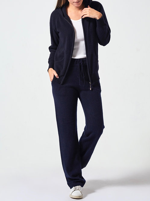 pantalon 100% cachemire femme devant 2