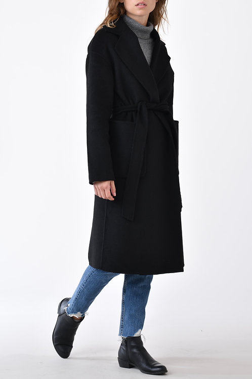 Elisa Cashmere Coat