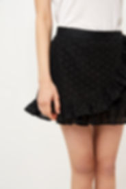 germain sur mesure jupe lina