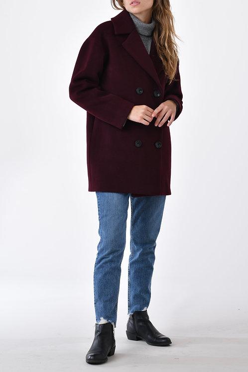 Assia Cashmere Coat