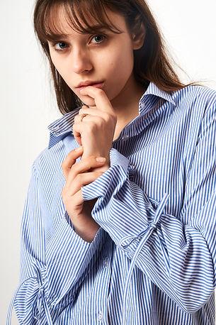 germain sur mesure chemise anouk