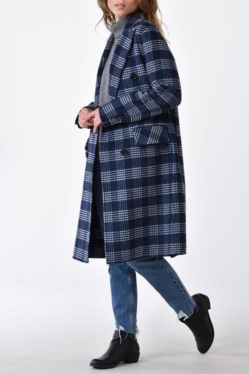 Lina Cashmere Coat