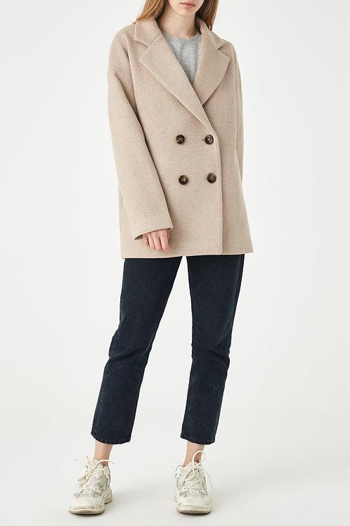 Leonie Cashmere Coat
