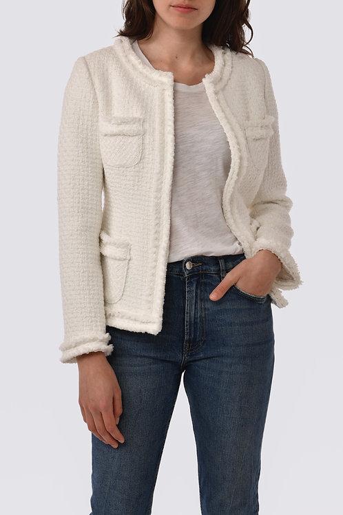 Marie Tweed Jacket