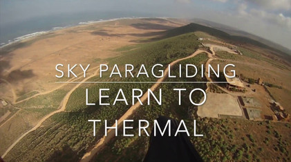 Finding your first thermal Progression course Morocco Nid'Aigle