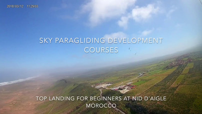Learn to Top Land Morocco