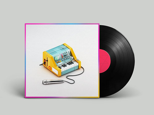 The Gift - Album - Vinyl (last pressing, limited stock remaining)