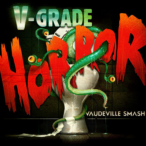 V-Grade Horror - EP - Physical CD