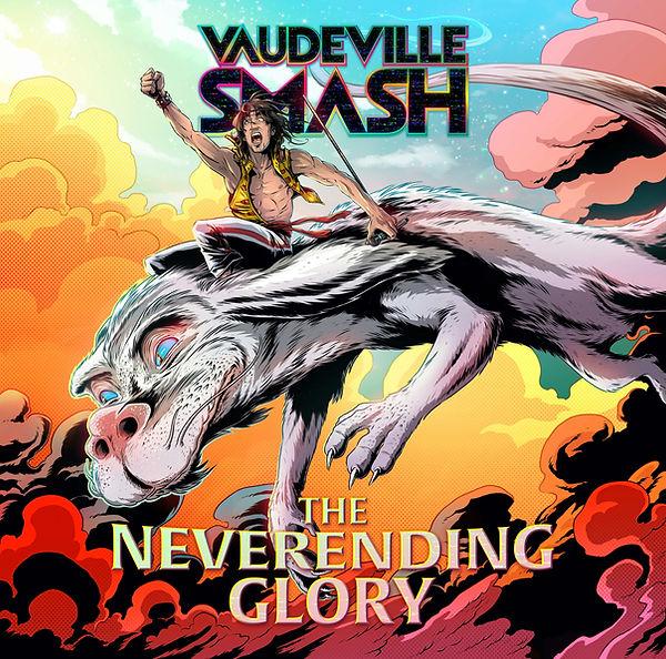 The Neverending Glory Album Cover.jpg