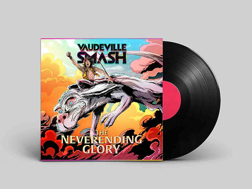The Neverending Glory - Album - Vinyl