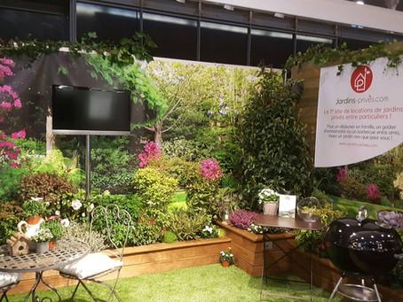 Jardins-privés.com au salon Art & Déco