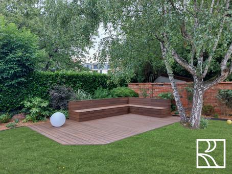 Aménagement de jardin à Antony (92) – Juin 2021