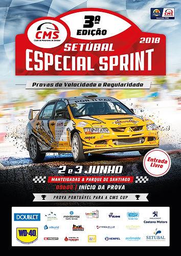 setúbal especial sprint 2018