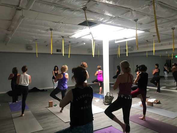 Sonoma Fitness | Sonoma | Yoga