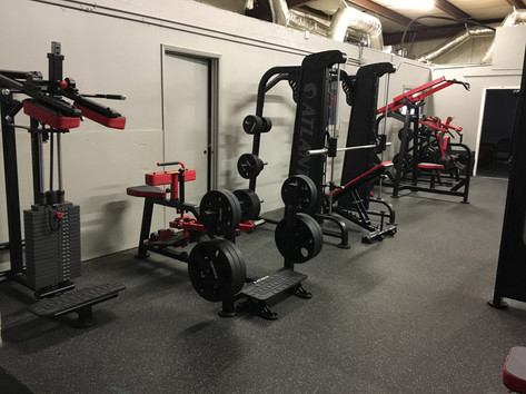 Ironworks Gym Standing & Seated Calf Raise