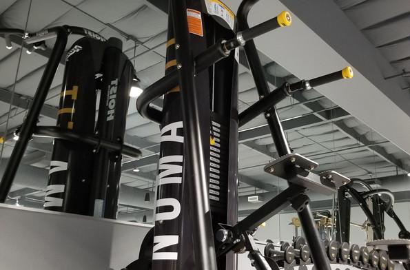 Sonoma Fitness   Petaluma   Weights