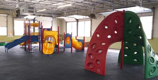 The CDC: Indoor Playground