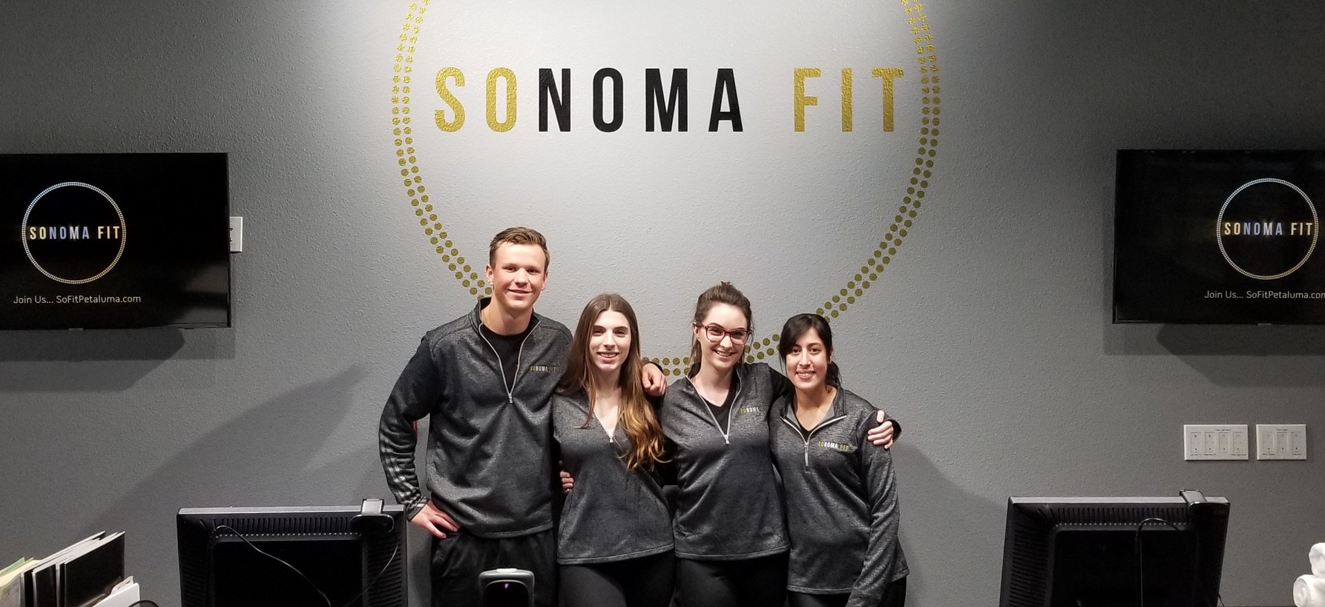 Sonoma Fitness | Petaluma | Welcome