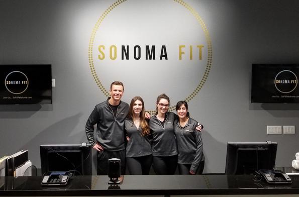 Sonoma Fitness   Petaluma   Welcome
