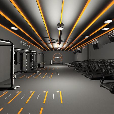 Gym Design Group: Sonoma Fit