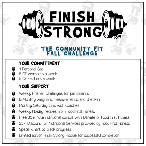 The Community Fit | Fall 2020 Challenge