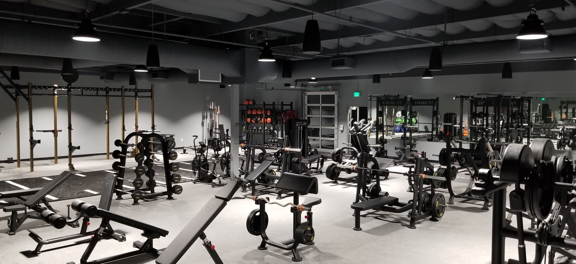 Sonoma Fitness | Petaluma | Weights