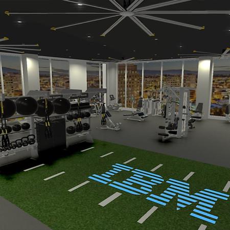 Gym Design Group: IBM