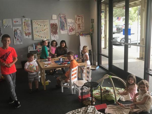 Sonoma Fitness | Petaluma | Kids Club