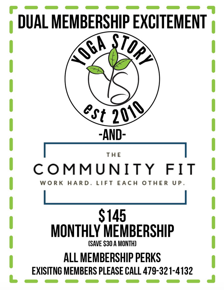 The Community Fit | Yoga Story
