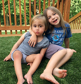 Maddox and Millie