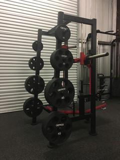 Ironworks Gym Vertical Leg Press