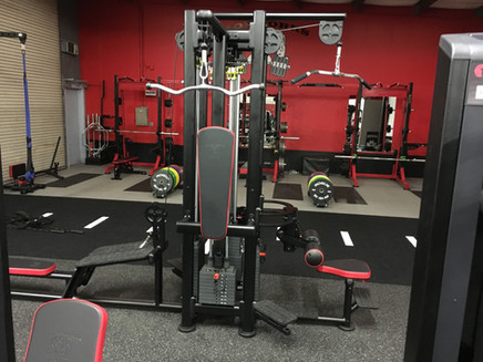 Ironworks Gym Cable Rig
