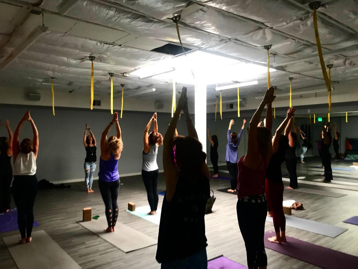 Sonoma Fit | Petaluma | Yoga