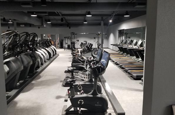 Sonoma Fitness   Petaluma   Cardio