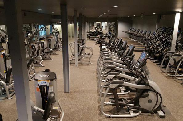 Sonoma Fitness   Sonoma   Cardio