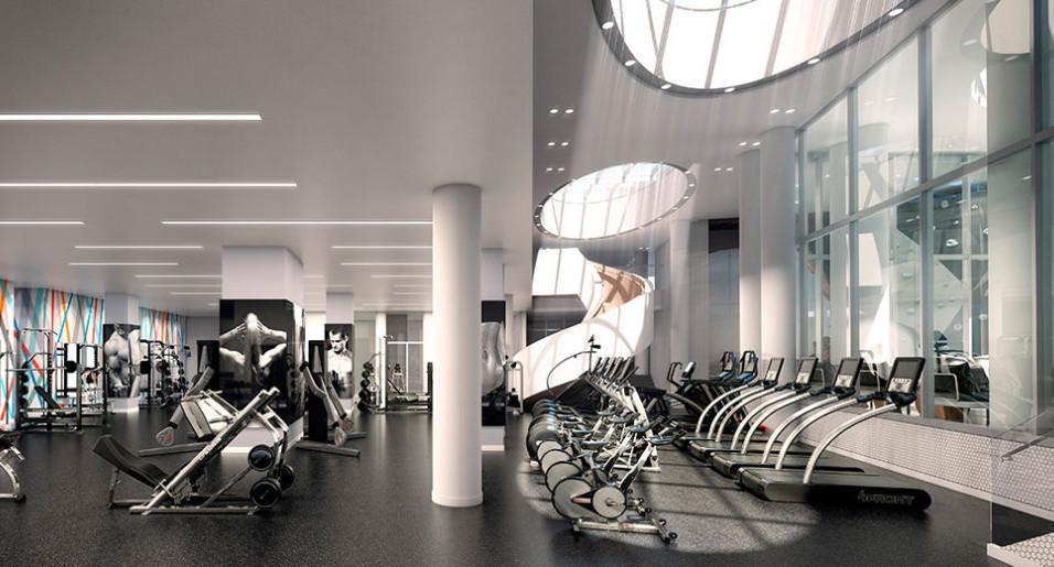 Gym Design Group: Lumina