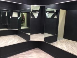 Ironworks Gym Posing Room