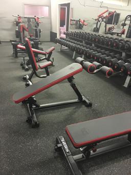 Ironworks Gym Free Weights