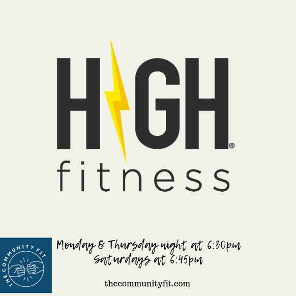 The Community Fit | High Fitness