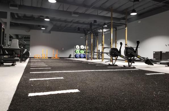 Sonoma Fitness   Petaluma   Room X