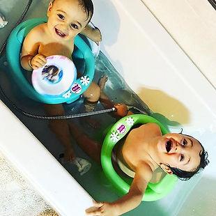 OK Baby Flipper Bath Ring